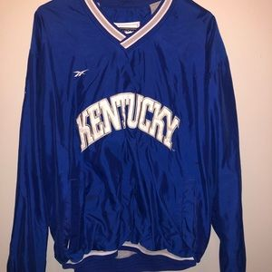 Kentucky UK wind breaker
